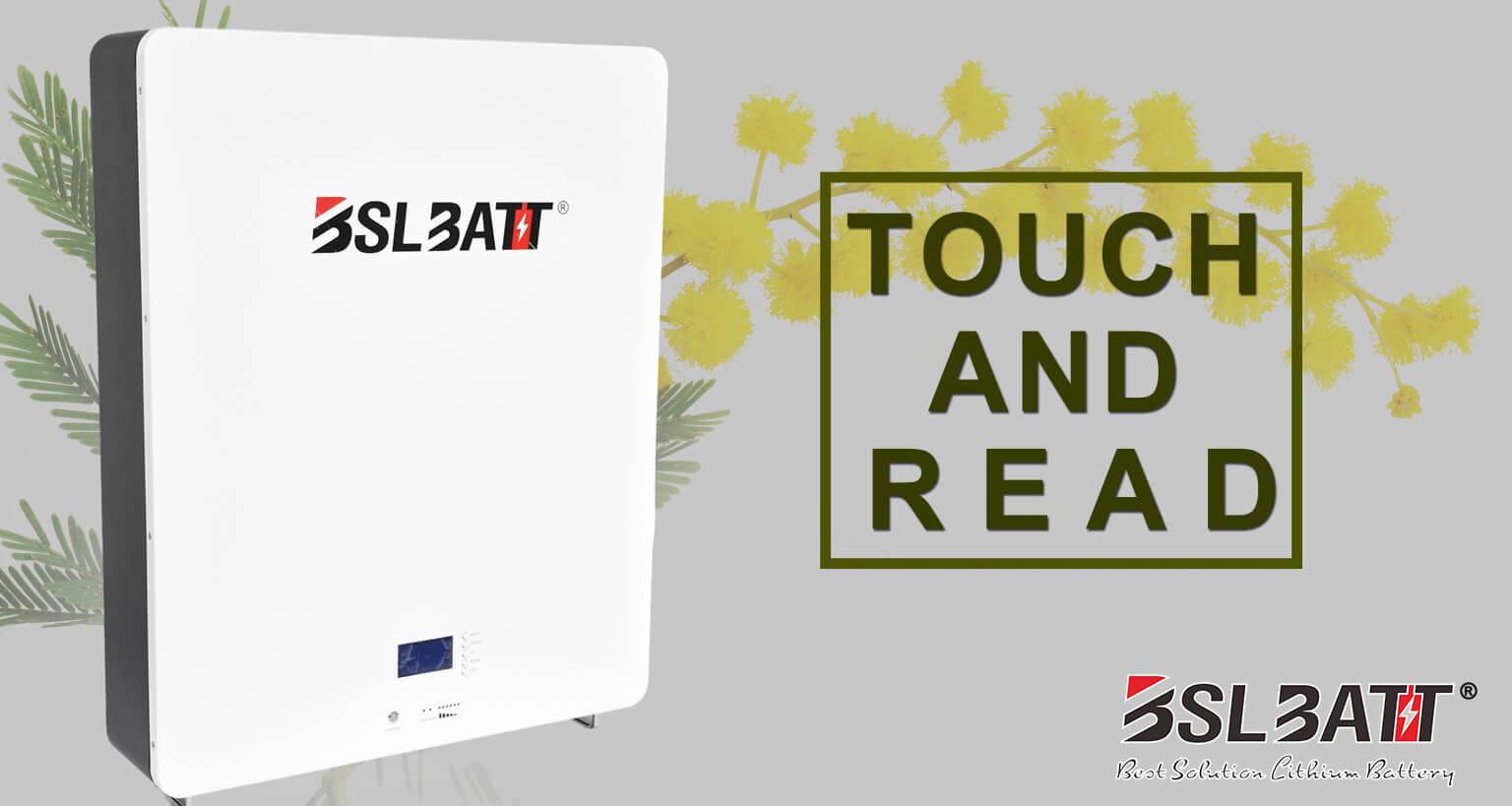 BSLBATT POWERWALL: BATTERY SAFETY OVERVIEW